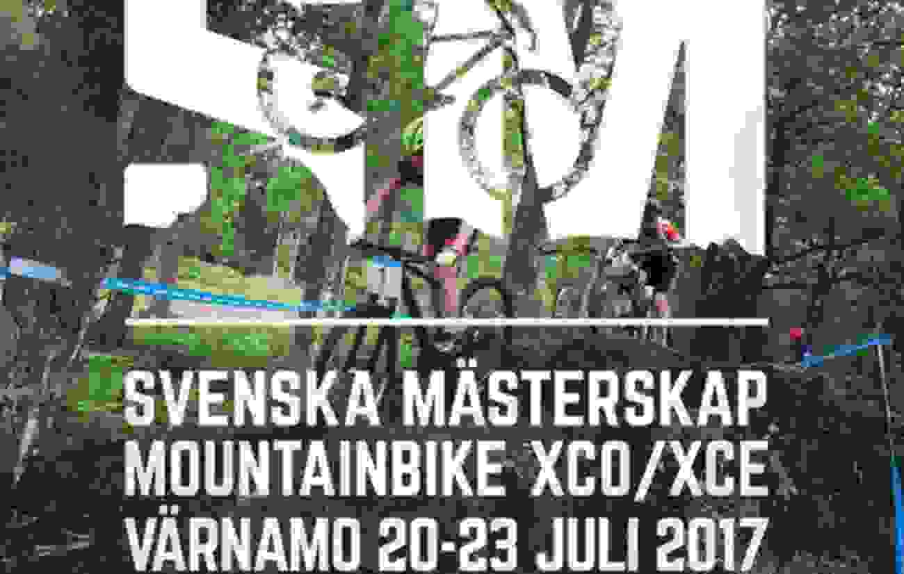 Mountainbike SM 2017